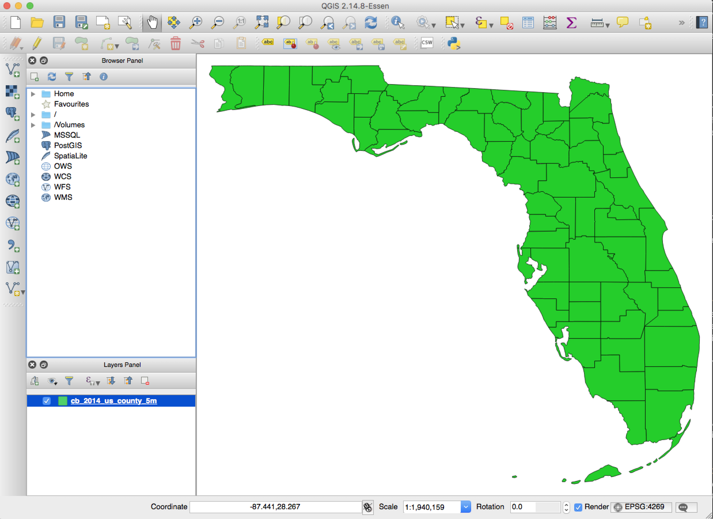 Election Maps Part II: Mapping with QGIS - kevinyaro.ch